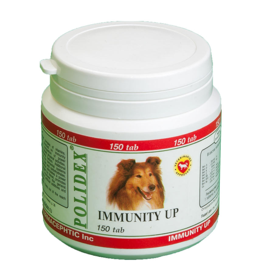 POLIDEX® Immunity Up 150 Tab (Полидэкс Иммунити Ап)