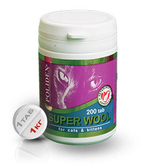 POLIDEX® Super Wool (Полидекс Супер Вул)